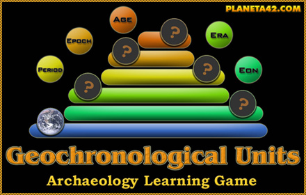 Geochronological Units Puzzle