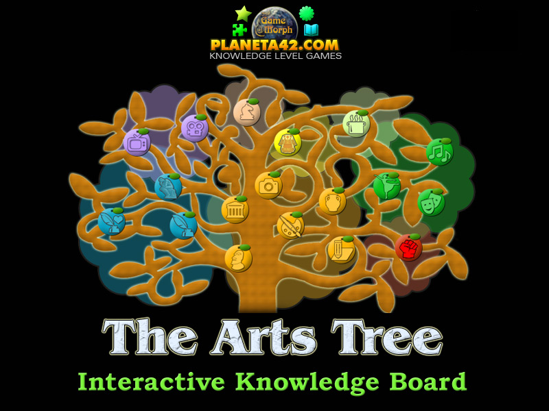 The Arts Tree Puzzle | Fun Educational Game