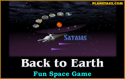 Sataias: Back to Earth TBS Game