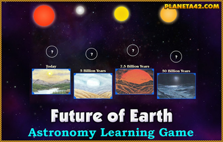 Future of Earth Game