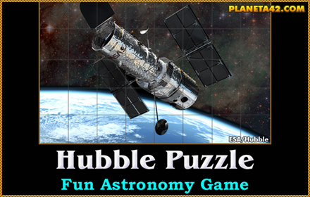 Hubble Puzzle Game