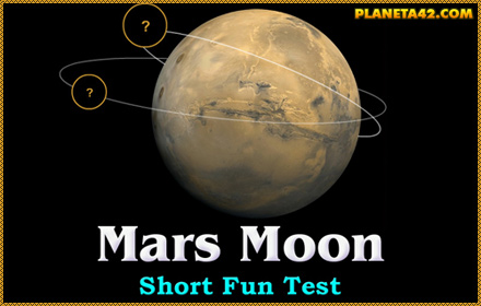 Mars Moons Game