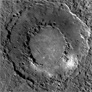 Rachmaninoff Crater