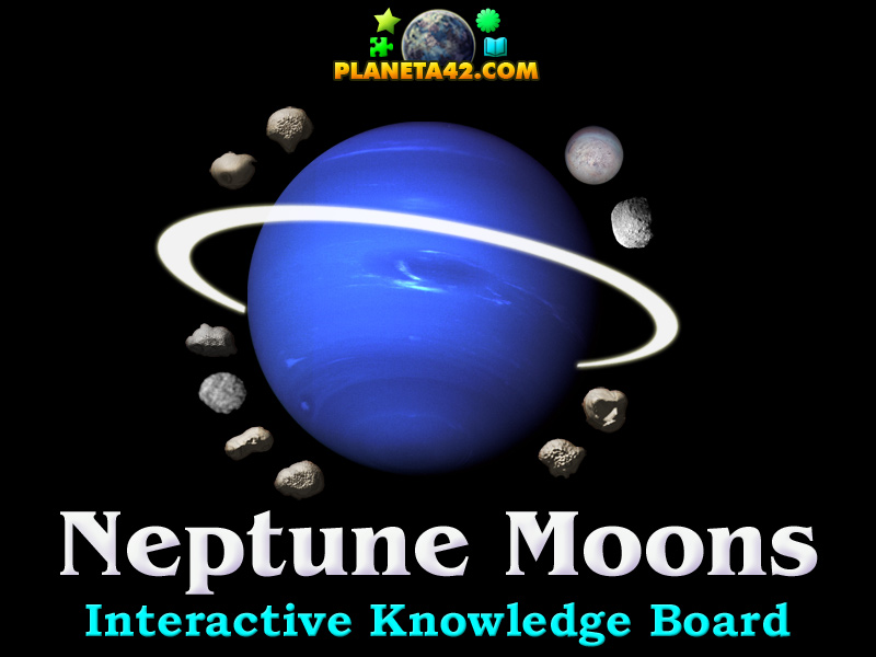number of moons neptune has - photo #39