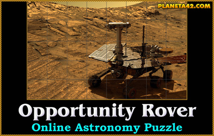 Opportunity Rover Puzzle