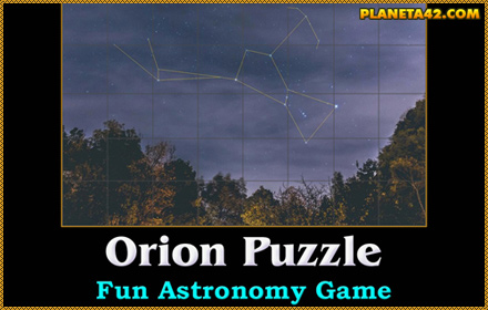 Orion Puzzle Game