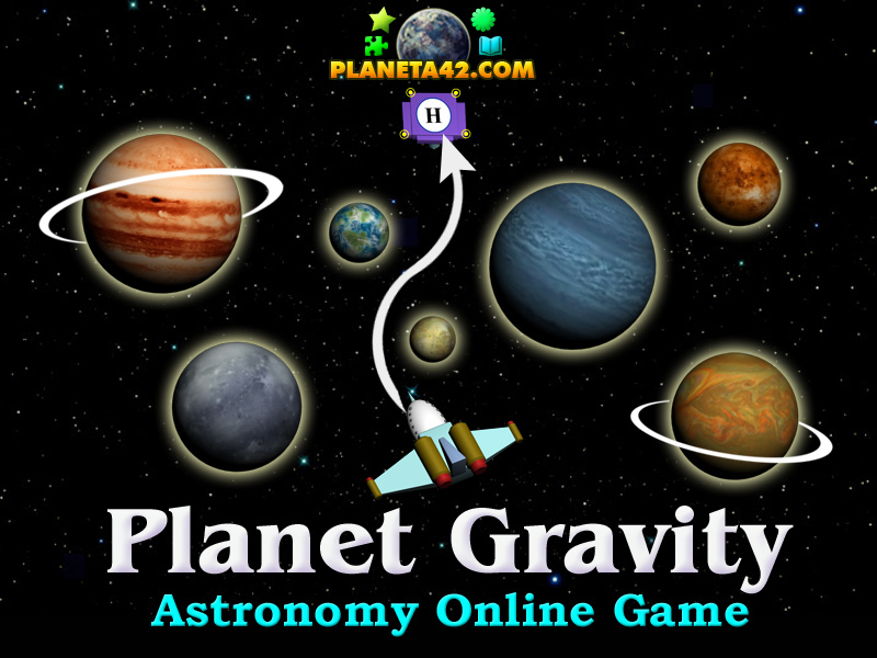 Planet Gravity Game Picture