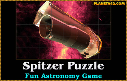 Spitzer Puzzle Game