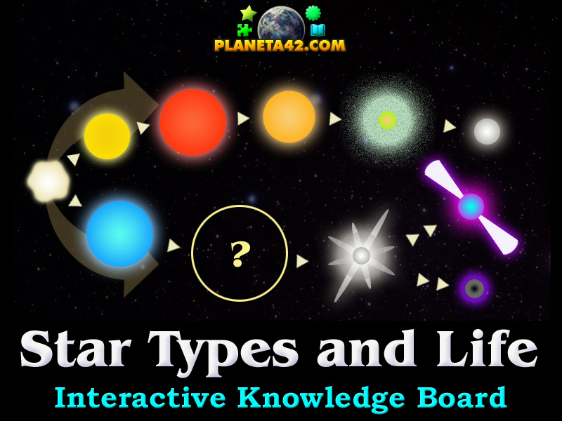Star Types Game Picture