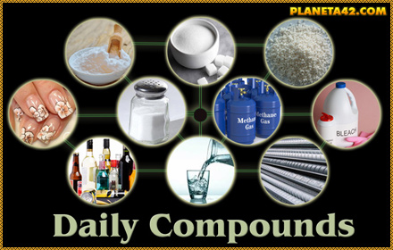 Daily Chemical Compounds