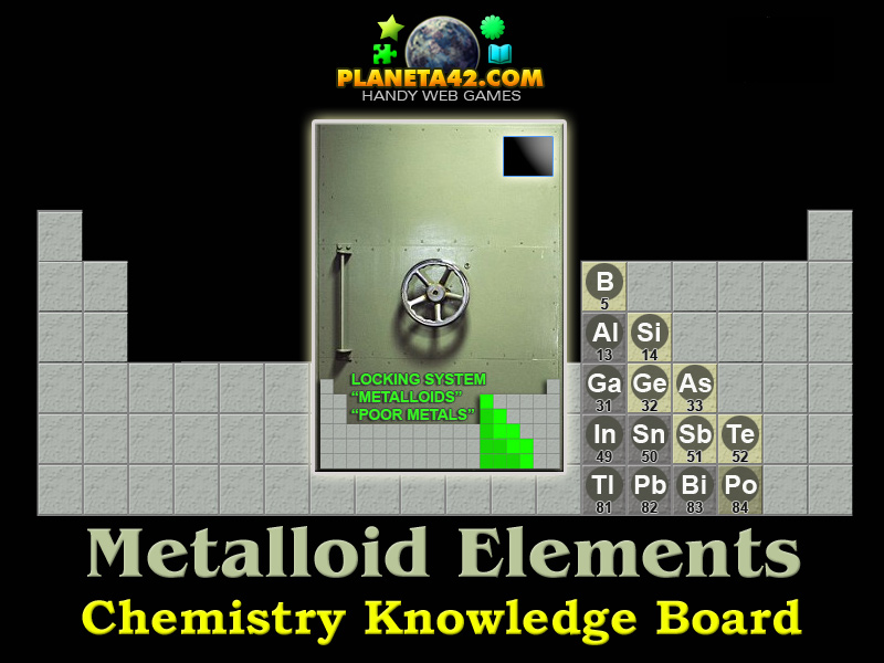Metalloids Picture
