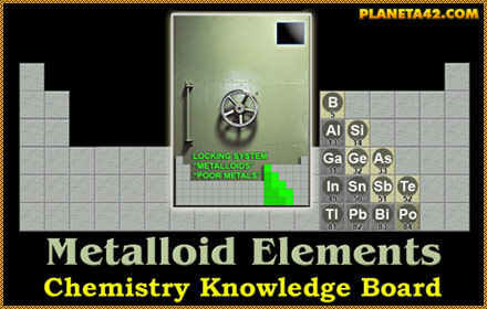 Metalloid Elements