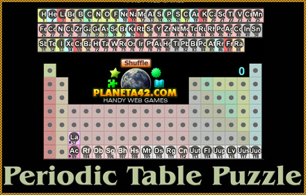 Chemistry Games Online Learning Games