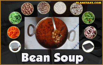 Simple Bean Soup