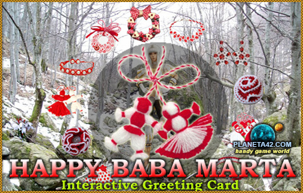 Happy Baba Marta