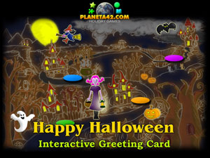 Happy Haloween Mobile