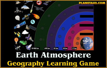 Earth Atmosphere Puzzle
