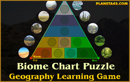 Biome Chart Puzzle