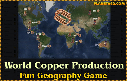 World Copper Production Game