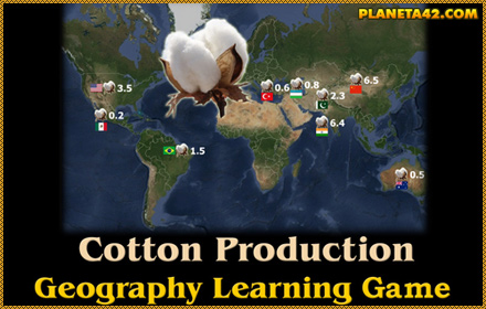 World Cotton Production Game