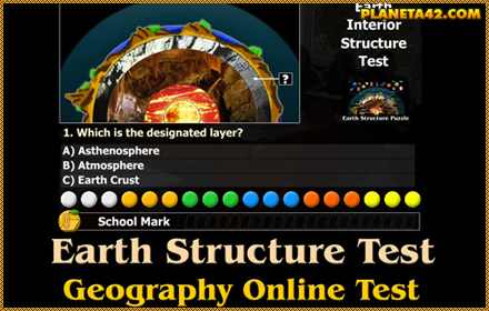 Earth Structure Test