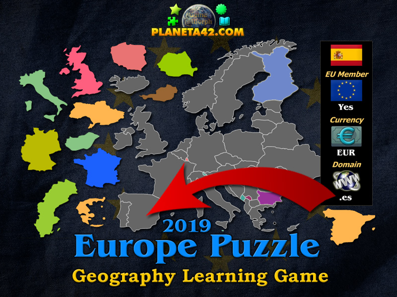 Europe Puzzle 2019 | Geography Learning Game on united states game, europe map labeling game, blank africa map game, blank europe map 1815, blank numbered europe map, blank us map game, blank renaissance europe map, blank europe map 1919, map of usa capitals game, blank map or europe, blank outline map europe wwii,