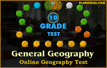 Geography Tree Test