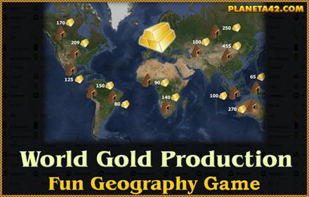 World Gold Production Game