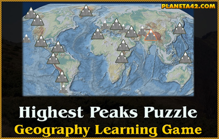 The Highest Peaks Puzzle