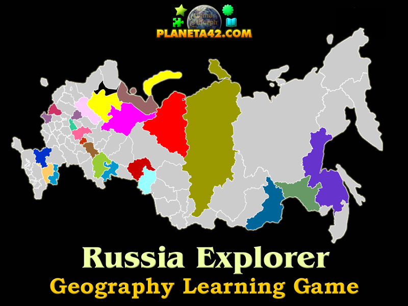 Russia map explorer geography learning game russia map explorer picture gumiabroncs Choice Image