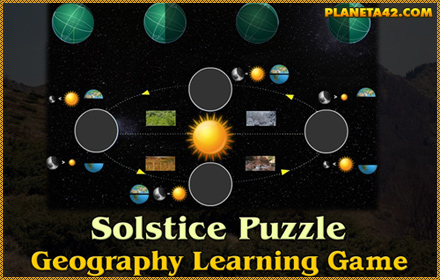 Solstice and Equinox Online Puzzle