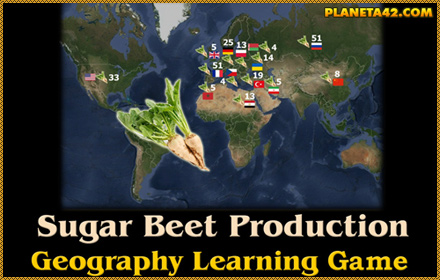 World Sugar Production Game