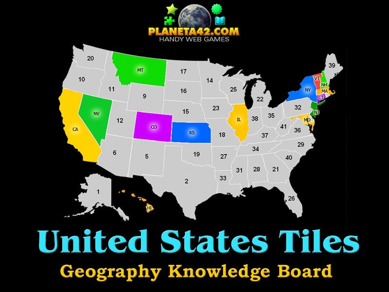 Geography Games Online Learning Games - Online geography games