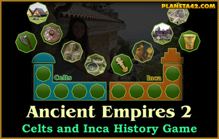 Ancient Empires 2 Celts and Inca