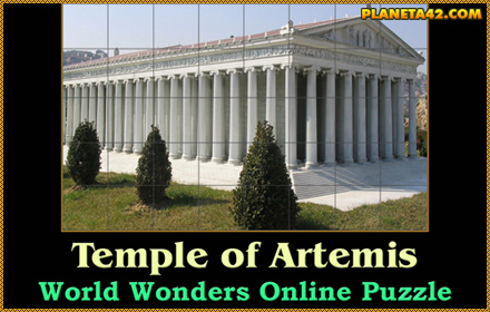 Temple of Artemis Puzzle