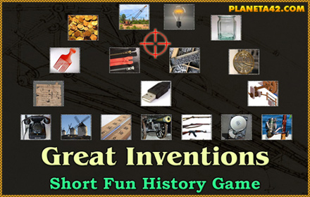 Great Inventions Online Game