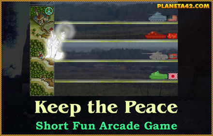 Keep the Peace Online Game