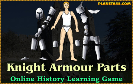 Knight Armour Online Puzzle