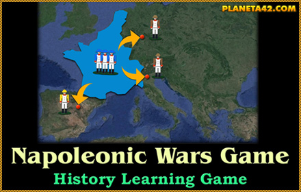 Map games history learning games napoleonic wars game gumiabroncs Choice Image