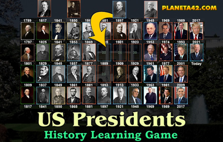 US Presidents Puzzle
