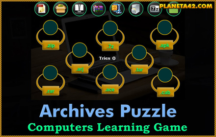 Archives Puzzle Game