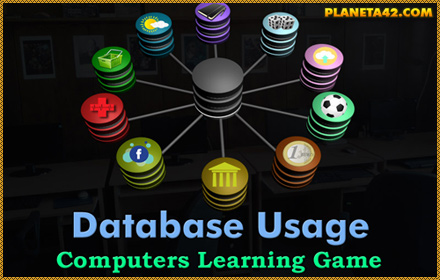 Database Applications Game