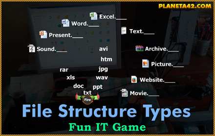 File Structure and Types
