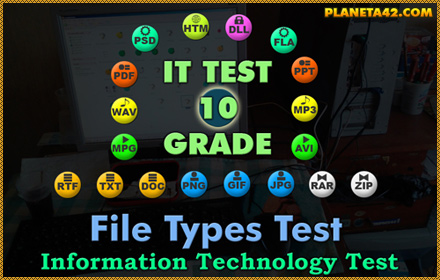 File Types Test