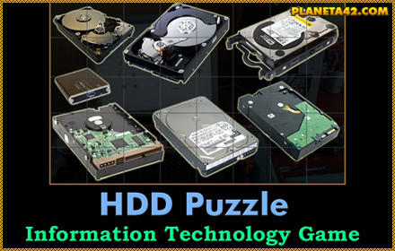 HDD Puzzle