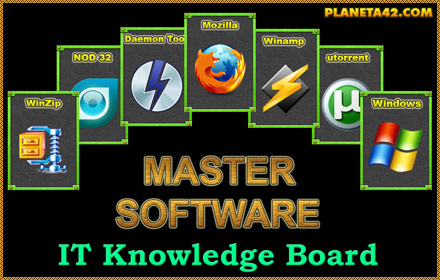 Master Software
