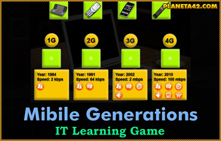 Mobile Generations Game