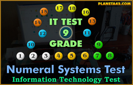 Numeral Systems Online Test