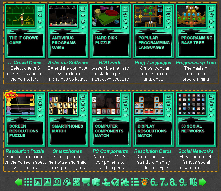 Computer Games Play Free Online Electric And Electronic Computer Games