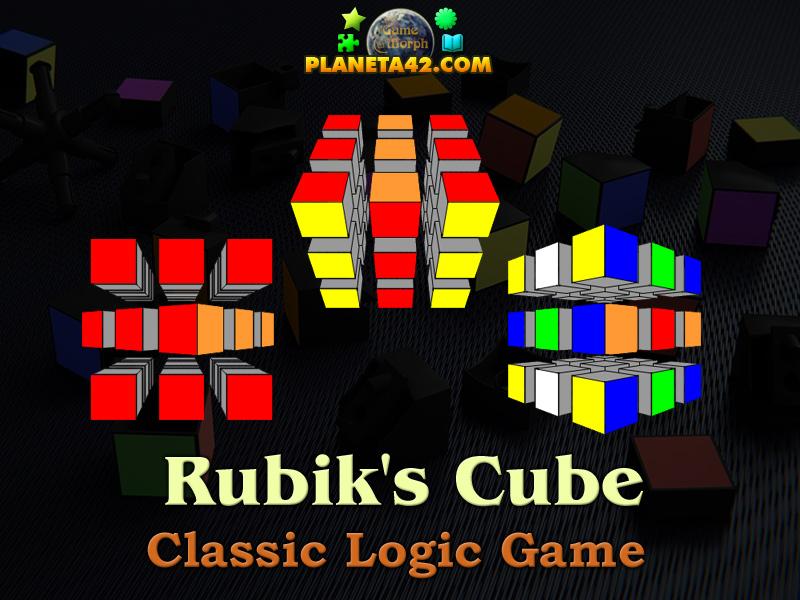 Rubik's Cube | Logic Online Game